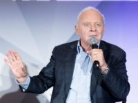 Anthony Hopkins on Why He Avoids Talking About Politics: 'Actors Are P