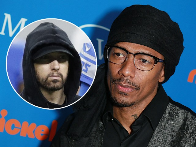 Nick Cannon Drops Another Diss Track On Eminem But YouTube Isn't Impressed