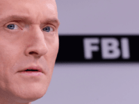 Global Natural Gas Ventures founder Carter Page participates in a discussion on 'politicization of DOJ and the intelligence community in their efforts to undermine the president' hosted by Judicial Watch at the One America News studios on Capitol Hill May 29, 2019 in Washington, DC. A former Trump campaign advisor, …