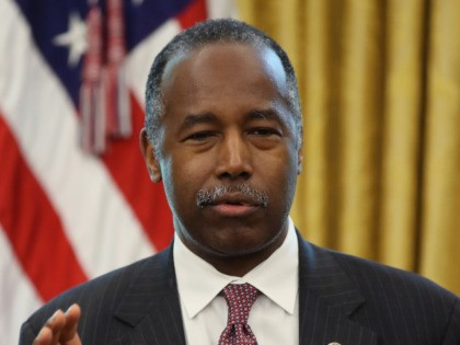 Ben Carson: Trump Plan to Protect Suburbs About 'Local Control' — 'The Left Brings Everything Back to Identity Politics'