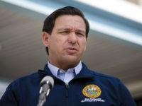 Gov. Ron DeSantis Issues Stay-at-Home Order for Southeast Florida Through Mid-May