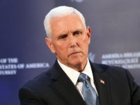 Pence: 'The Risk of the Spread of the Coronavirus in the U.S. Remains Low'