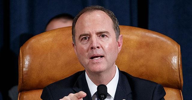 Schiff on Pardoning Flynn: Trump 'Acting Like an Organized Crime Figure'