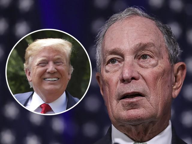 Donald Trump: 'Mini' Mike Bloomberg 'Tiny Version of Jeb'