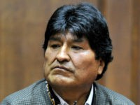Evo Morales Claims 'Zionist' Conspiracy Between Bolivia's Conservatives, Israel