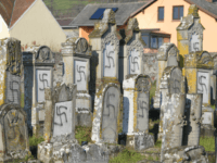 'Death to Jews,' Swastikas on Jewish Gravesites in Europe