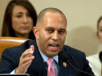 Jeffries Raises Trump's Greta Thunberg Tweet in Impeachment Hearing