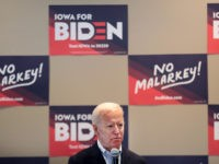 Joe Biden: I Shouldn't Have Challenged Iowa Voter to Pushup Contest