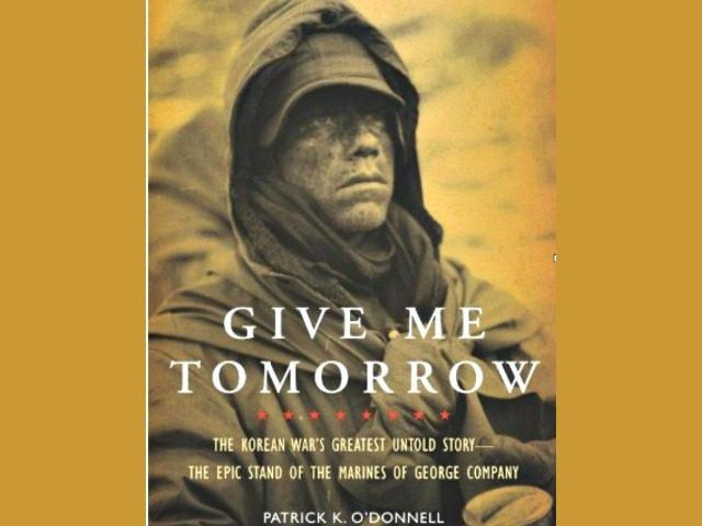 Give Me Tomorrow Book Cover