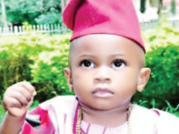 The incident followed the rumoured discovery of the corpse of one-year-old Gold Kolawole, who went missing from the children's department of the church on November 10.