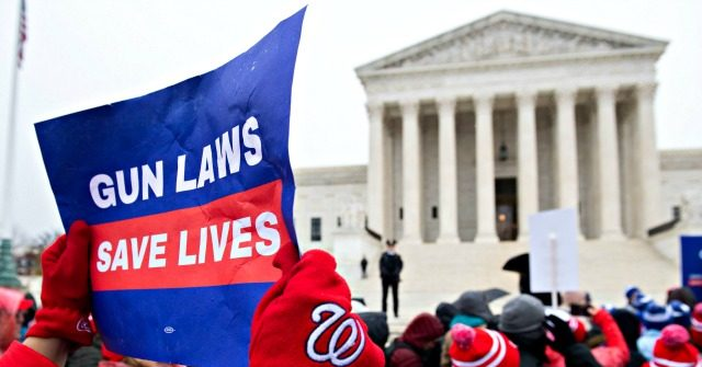 Wisconsin GOP Lawmakers Push Ban on Police Enforcing Gun Control