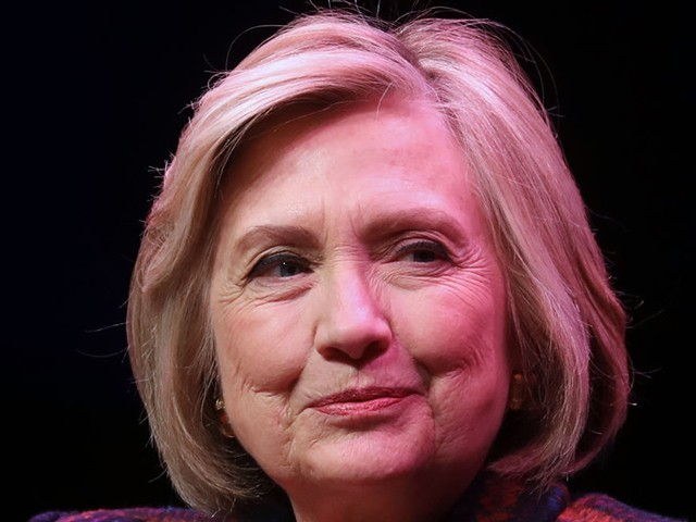 Hillary Clinton Penning Political Thriller Novel: 'State of Terror'