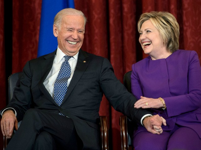 Hillary: 'People Know' Biden 'Is a Deeply Decent Person'