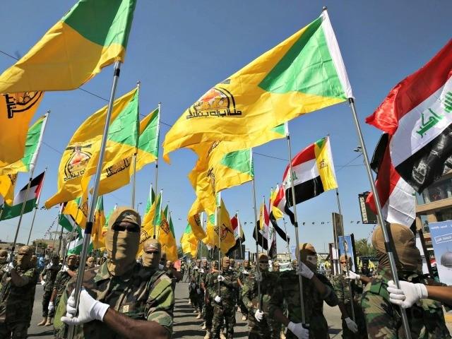 Iraqi Hezbollah Fighters