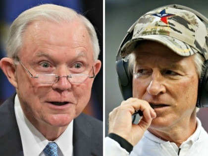 Alabama Jeff Sessions Tommy Tuberville Donald Trump