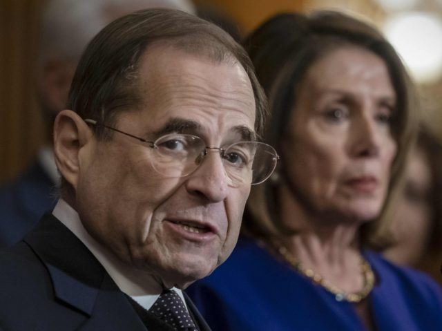 Jerry Nadler and Nancy Pelosi (J. Scott Applewhite / Associated Press)