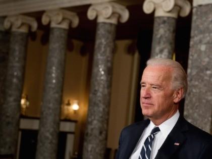 Joe Biden in Senate (Saul Loeb / AFP / Getty)