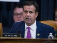 Ratcliffe: Obama Admin Asked Foreign Governments to Investigate Candidate Trump