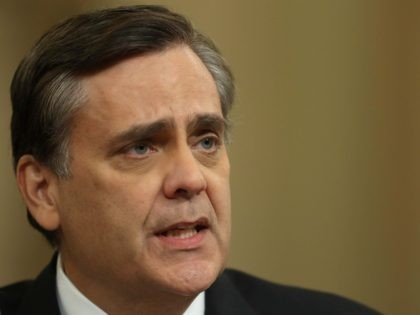 Jonathan Turley (Chip Somodevilla / Getty)