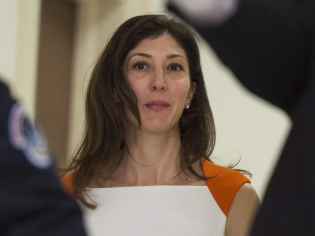 Ex-FBI Agent Lisa Page Says Trump's Tweets Were 'Sickening'