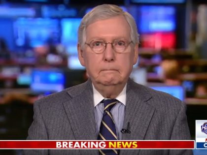 McConnell: Infrastructure 'Unrelated' to Pandemic, We Shouldn't Borrow to Pay for It