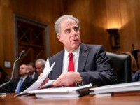 WASHINGTON, DC - DECEMBER 18: Department of Justice Inspector General Michael Horowitz prepares to testify in a Senate Committee On Homeland Security And Governmental Affairs hearing at the US Capitol on December 18, 2019 in Washington, DC. Last week the Inspector General released a report on the origins of the …