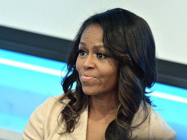 Michelle Obama praises daughters as 'compassionate', 'smart' women