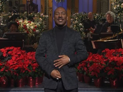 Eddie Murphy on SNL, 12/21/2019