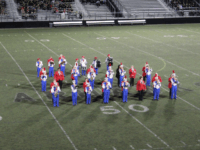 OSSB marching band