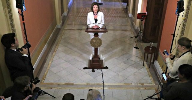 Moderate Democrats Frustrated, Anxious, as Leadership Barrels Towards Impeachment