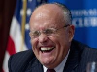 Rudy Giuliani Goes to Ukraine to Interview Fired Prosecutor