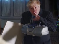 Boris Johnson Trolls Anti-Brexit Luvvie Hugh Grant With 'Love Actually' Election Video