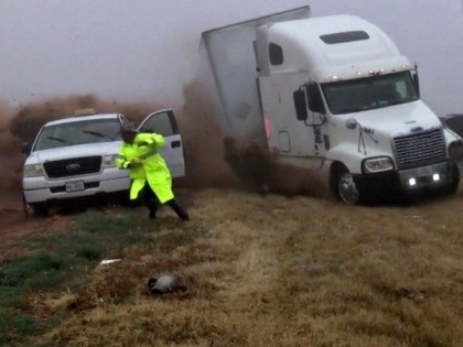 Semi-Truck Crash
