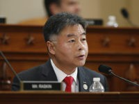 Rep. Ted Lieu, D-Calif., talks during a hearing before the House Judiciary Committee on the constitutional grounds for the impeachment of President Donald Trump, on Capitol Hill in Washington, Wednesday, Dec. 4, 2019. (AP Photo/Alex Brandon)