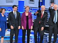 Democrats Furious over the White 2020 Candidates Left in Field
