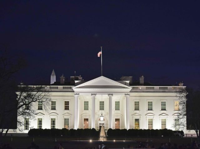 White House (Mandel Ngan / AFP / Getty)