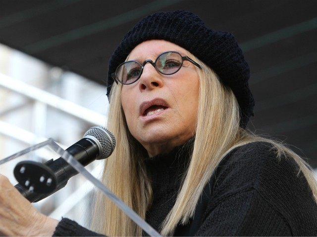 Barbra Streisand: The Founders Envisioned Impeachment to Stop Aspiring Despots Like Trump