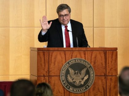 Attorney General William Barr: IG Report 'Makes Clear That the FBI Launched an Intrusive Investigation'