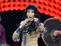 Cher: 'I Hope the Ground Opens' Under Trump at Gettysburg 'And We Never See Him Again'