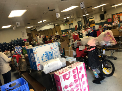 A huge thank you to everyone who came out to support Adopt-a-Family this weekend. The families, donors, volunteers, schools - all of you make this event (and this city) so special. More to come but here are a few pics.