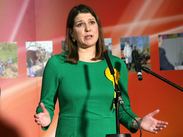 UK Liberal Democrat leader Swinson loses seat to Scottish National Party
