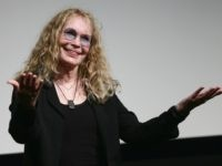 Mia Farrow Celebrates Illegals Jumping 'Trump's Stupid Wall'