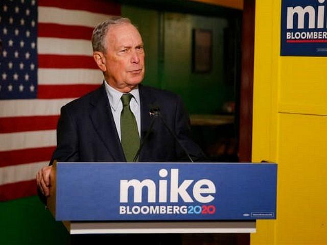 Despite Rivalry, Michael Bloomberg and Elizabeth Warren Share Donor Class Immigration Agenda