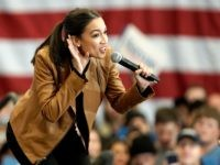 Watch: AOC 'Tired' of Being Told that Free College Is a Handout