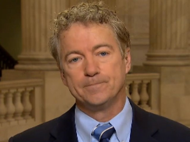 Rand Paul 'Alarmed at the Abuse of Power by Adam Schiff' -- 'Abhorrent,' 'Exactly What He's Accusing the President of' | Breitbart