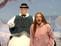 'SNL' Tackles Impeachment, Kate McKinnon's Greta Thunberg Warns Global Warming will Destroy Christmas