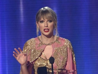 Watch: Taylor Swift Says Soros Family Funded Deal to Buy Her Music