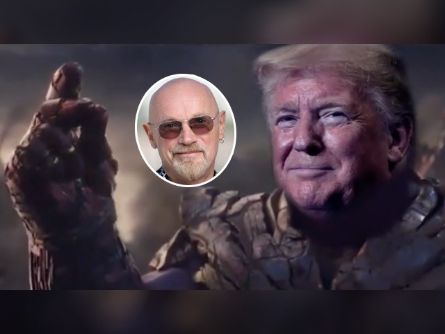 Creator of Marvel's 'Thanos' Feels 'Violated' By Trump Campaign Use of Character
