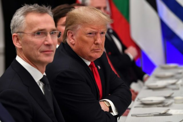 'Brain dead' NATO's summit dominated by leaders' feuds