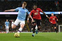 Man City condemn 'racist gesture' during Manchester derby